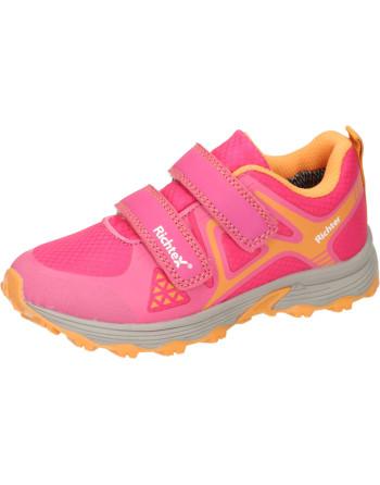 Buty dziecięce zapinane na rzep Ricosta Tęgość M kolor: niebieski